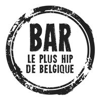 Bar le plus hip de Belgique