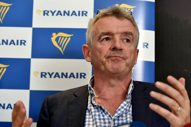 Michael O'Leary., Belga