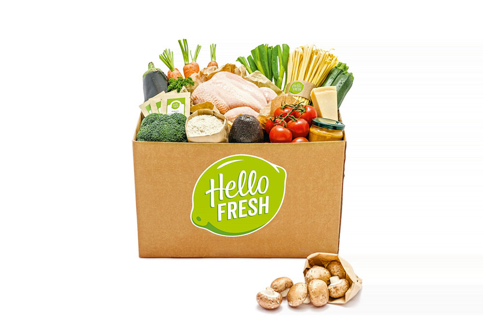 Hello Fresh entre en Bourse