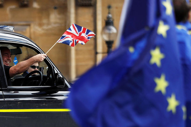 L'UE pose ses conditions pour une transition post-Brexit