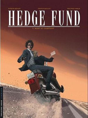 Bande dessinée : Hedge Fund