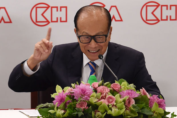 "Le ""Superman"" de Hong Kong, Li Ka-shing, prend sa retraite"