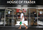 Sports Direct rachète les grands magasins en faillite House of Fraser