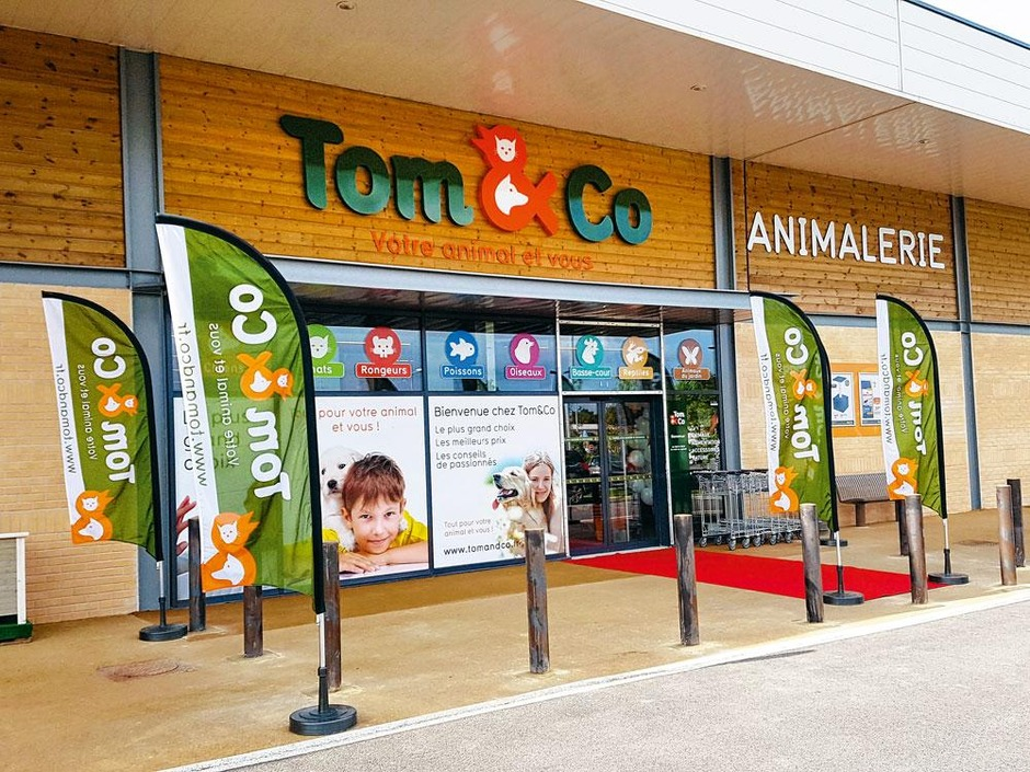 Tom & Co change de CEO