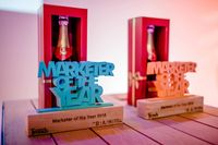 La soirée du Marketer of the Year 2018 (en images)