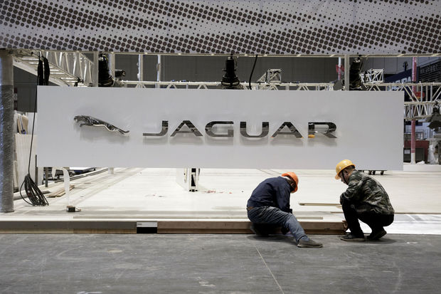 Jaguar Land Rover confirme la suppression de 4.500 emplois