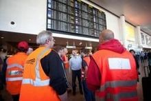 "Brussels Airport - L'aéroport s'attend à un jour ""très difficile"""