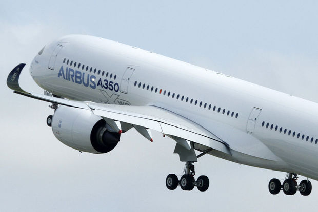 Alerte sur un possible risque de dysfonctionnement de l'Airbus A350