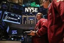 La Bourse de New York bat de nouveaux records