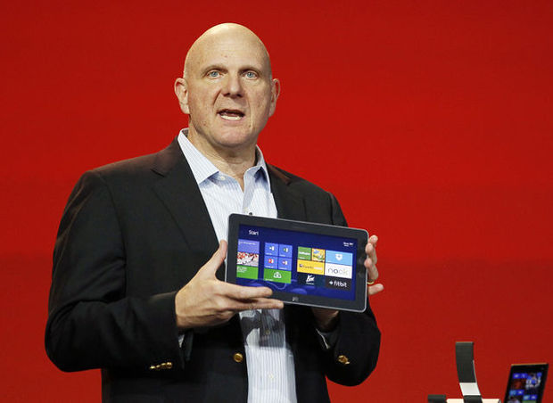 Microsoft: la mise à jour de Windows 8 disponible le 18 octobre