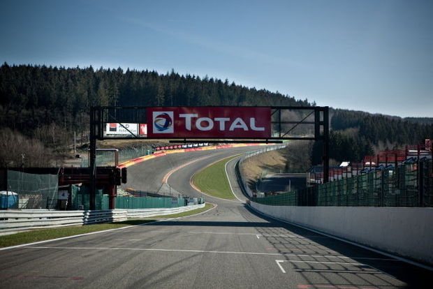 Le circuit F1 à Francorchamps double son bénéfice