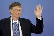 Bill Gates reste l'Américain le plus riche