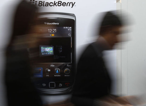 Cisco, Google et SAP discutent d'un rachat de BlackBerry