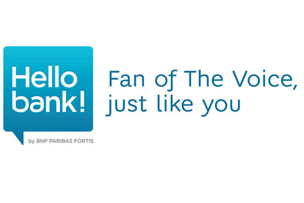 "Hello Bank! s'associe à l'émission ""The Voice"""