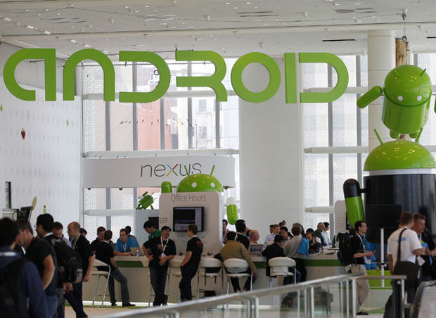 Smartphones: Android renforce son avance sur Apple