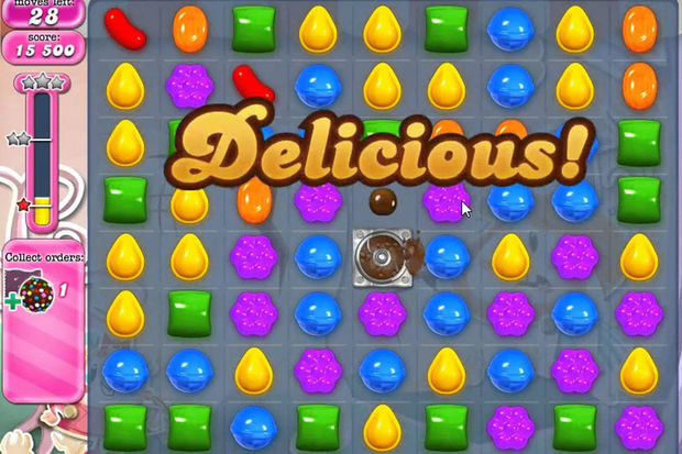 King, l'éditeur de Candy Crush, valorisé 7,1 milliards de dollars en Bourse