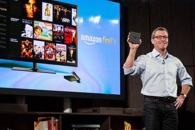 Amazon lance son mini-décodeur Fire TV Stick en Europe