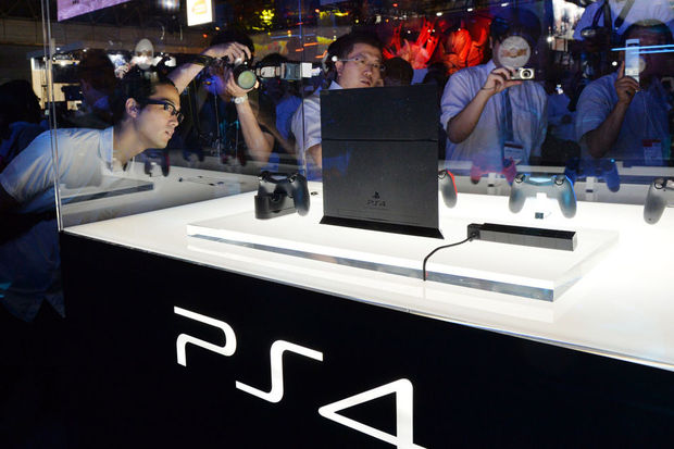 Sony veut introduire sa Playstation en Chine