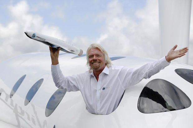 Virgin (Richard Branson) rejoint le projet Hyperloop