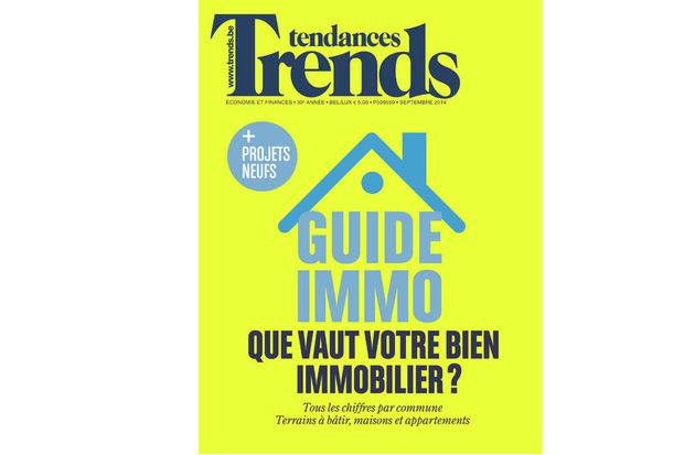 Le Guide immobilier de Trends-Tendances 2014