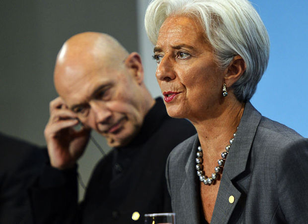Christine Lagarde: une ascension météorique assombrie par les affaires