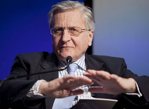 "BCE : Trichet face à un ""formidable défi de communication"""