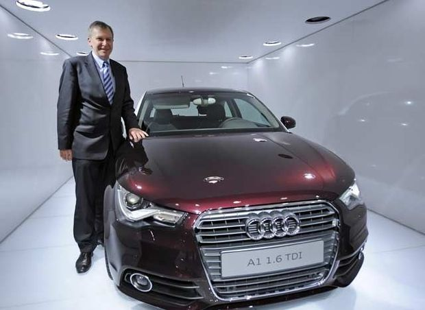 Audi Brussels table sur une production annuelle de 80.000 A1 à Forest