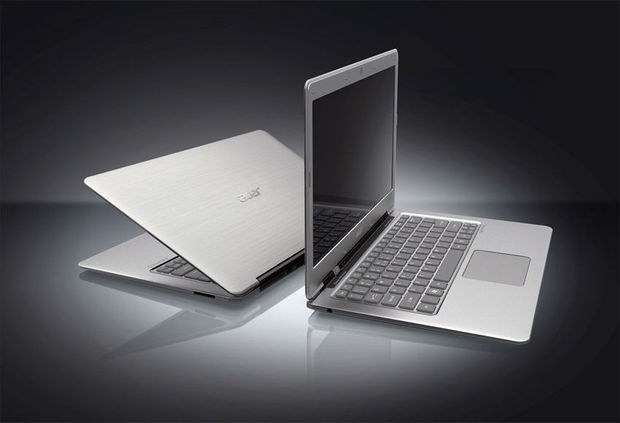 Les ultrabooks à l'assaut du MacBook Air