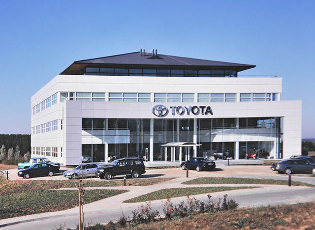 Immobilier : Toyota quitte Braine-l'Alleud
