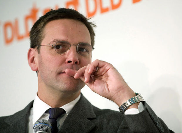News Corp. : James Murdoch dans les starting-blocks