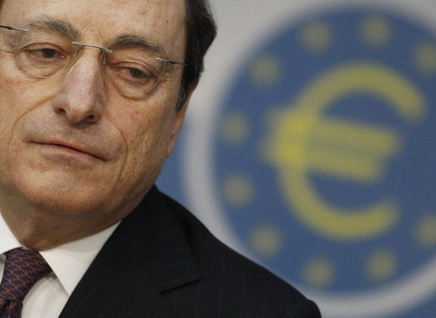 "Zone euro : Mario Draghi ""optimiste... de manière relative"""