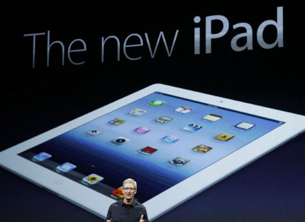 New iPad : Apple s'est-il trompé de nom ?