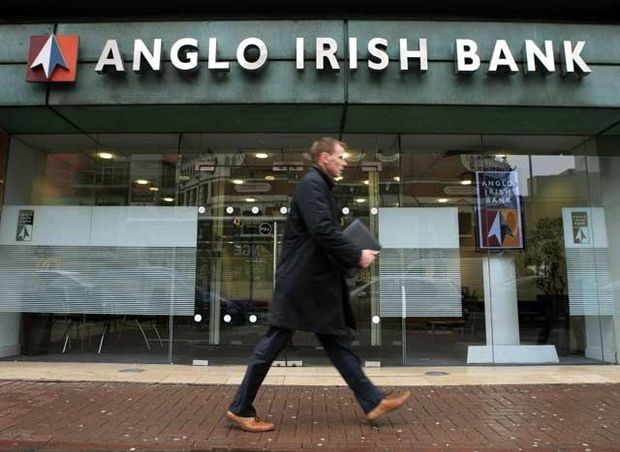 Anglo Irish Bank : 17,7 milliards d'euros partis en fumée