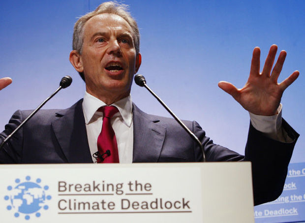 "Tony Blair, un Al Gore ""so british"""