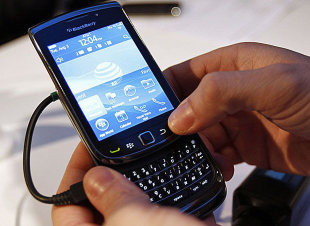 Avec Torch, BlackBerry veut concurrencer l'iPhone