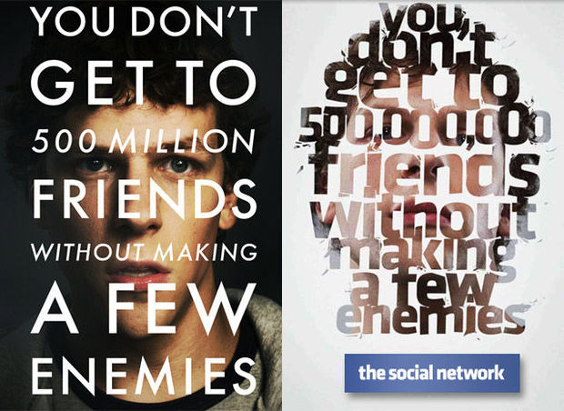 The Social Network : le côté obscur de Facebook