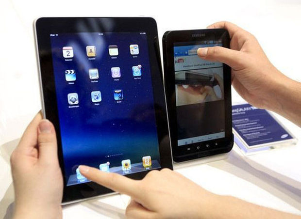 La tablette Galaxy Tab sera vendue 600 dollars
