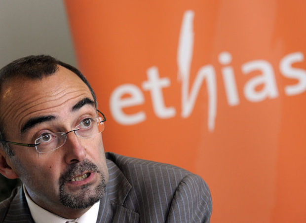 Démission de Bernard Thiry, CEO d'Ethias