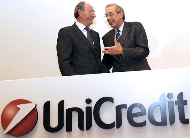 UniCredit : bénéfice en chute libre, dividende inchangé
