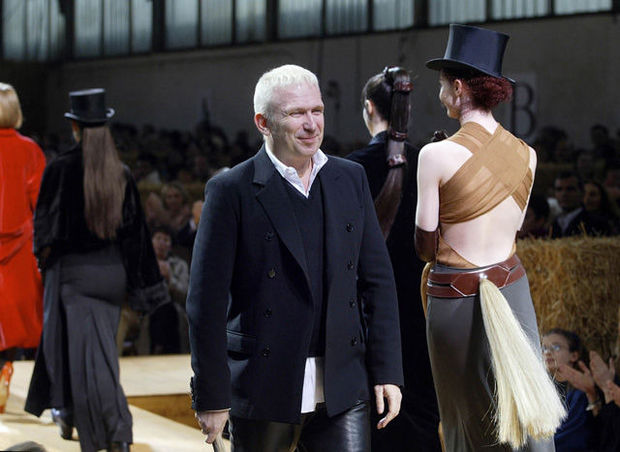 Jean Paul Gaultier prend l'accent catalan