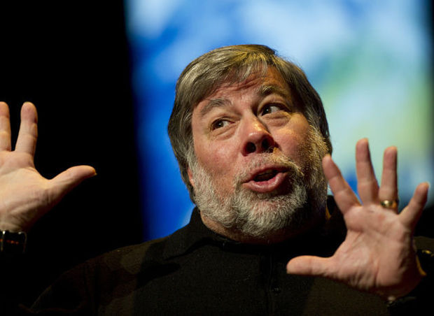 Apple : Wozniak prêt à reprendre du service