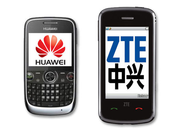 High-tech : Huawei vs ZTE, qui a l'avantage ?
