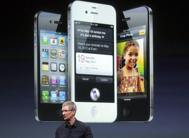 "iPhone 4S : pas de ""high five"" chez Apple"