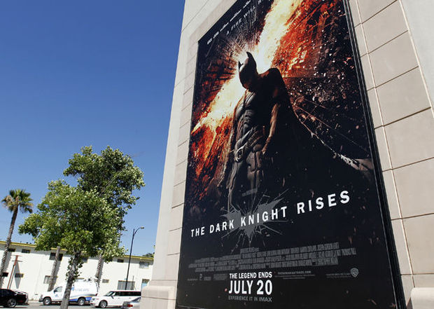Batman, roi du box office malgré le drame d'Aurora