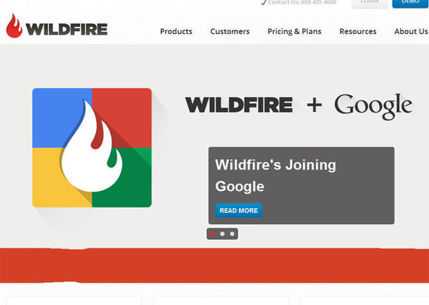 Google + Wilfire = l'avenir du marketing numérique ?