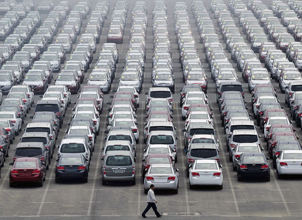 Chine : ventes record de voitures pour General Motors