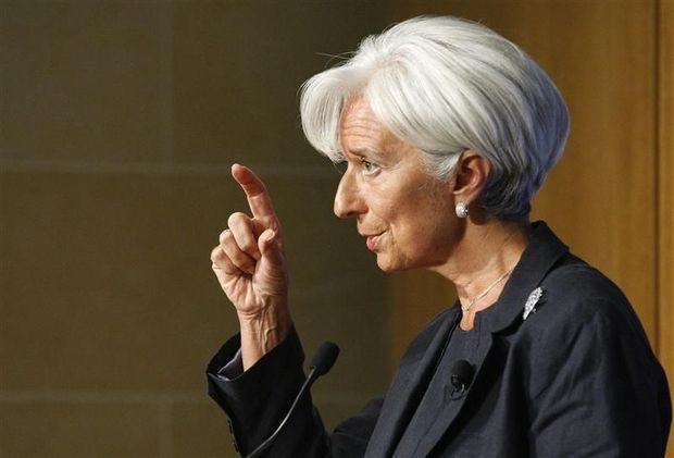 Christine Lagarde, menacée de mort via Facebook