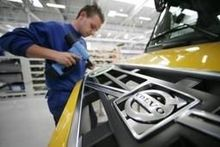 Volvo limite sa production
