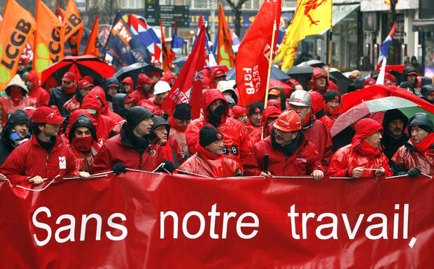 Manifestation nationale: le point sur les actions et les embarras de circulation