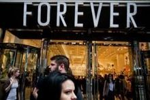 Intention de fermeture du magasin Forever21 à Bruxelles: 57 emplois menacés
